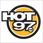 HOT 97 FM (HIP HOP & R&B N.Y.)