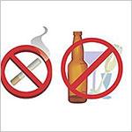 お知らせコメント (酒・たばこ)